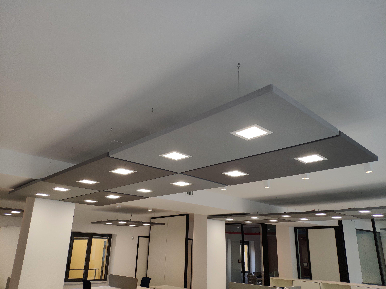 Lampade ufficio soffitto griglia lampada griglia lampada soffitto